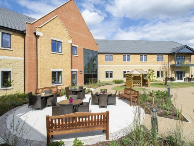 Care Home Parklands Ottershaw